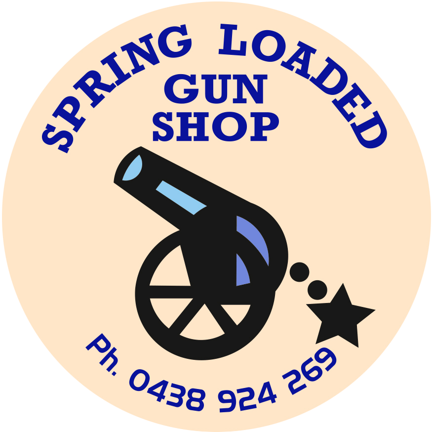 Spring Loaded Gun Shop