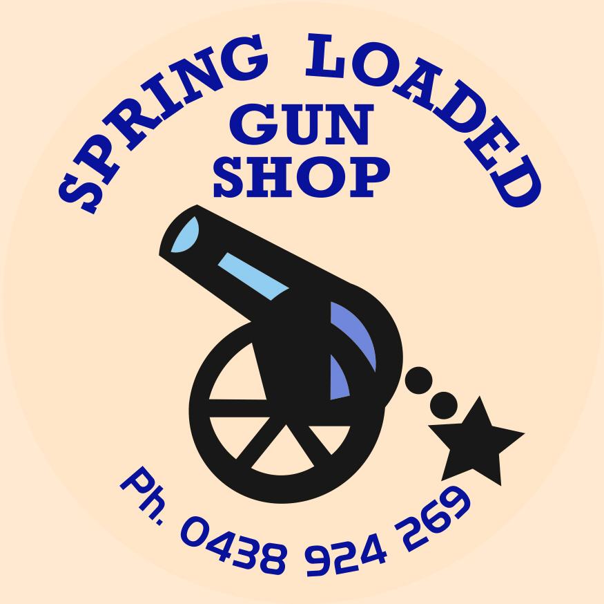 Spring Loaded Gun Shop